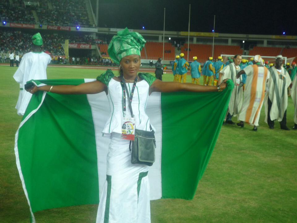 Topafric - 1st October Independence Day of Nigeria