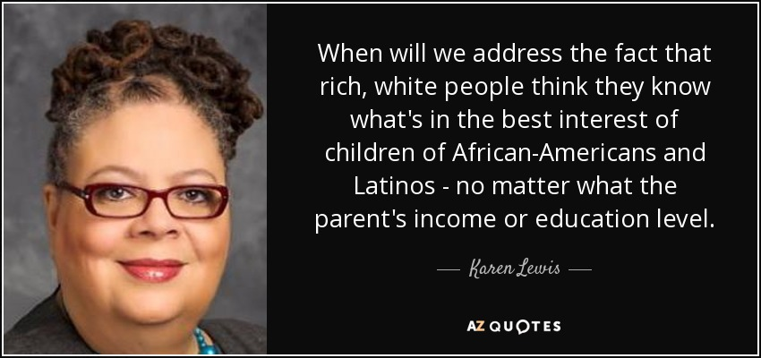 Image result for rich white people knows what's best for you