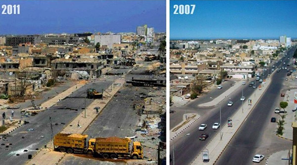 libya bofor and after