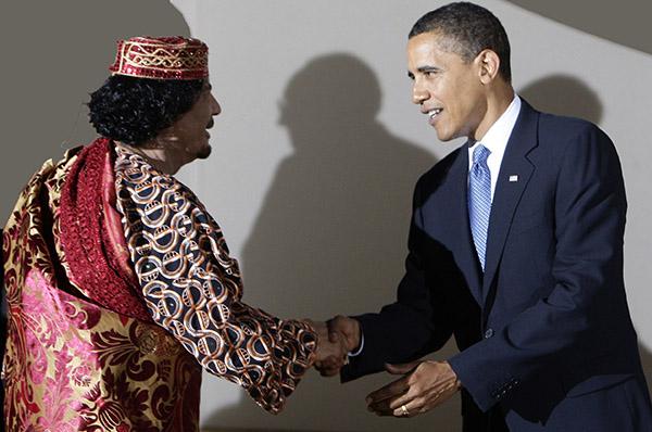 obama libya